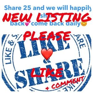 Please LIKE this New Listing Share Game 25